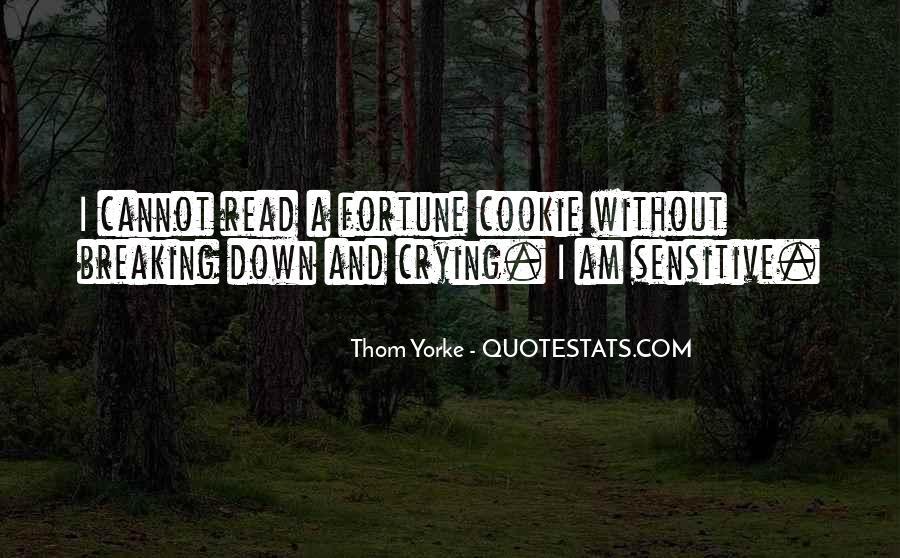 Fortune Cookie Quotes #1675413