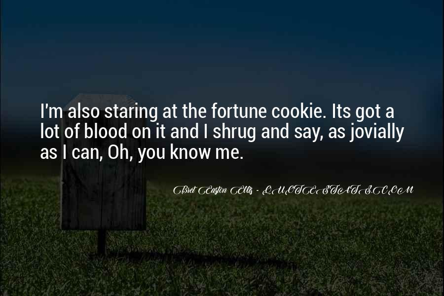 Fortune Cookie Quotes #216211