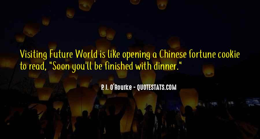 Fortune Cookie Quotes #246264