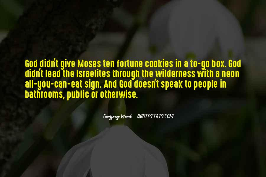 Fortune Cookie Quotes #349900