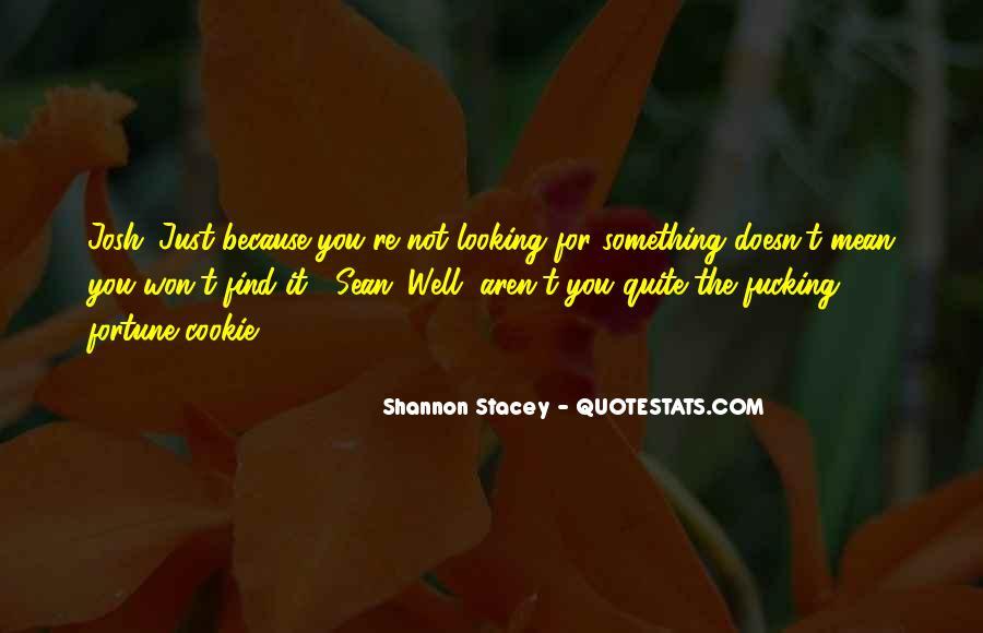 Fortune Cookie Quotes #525910