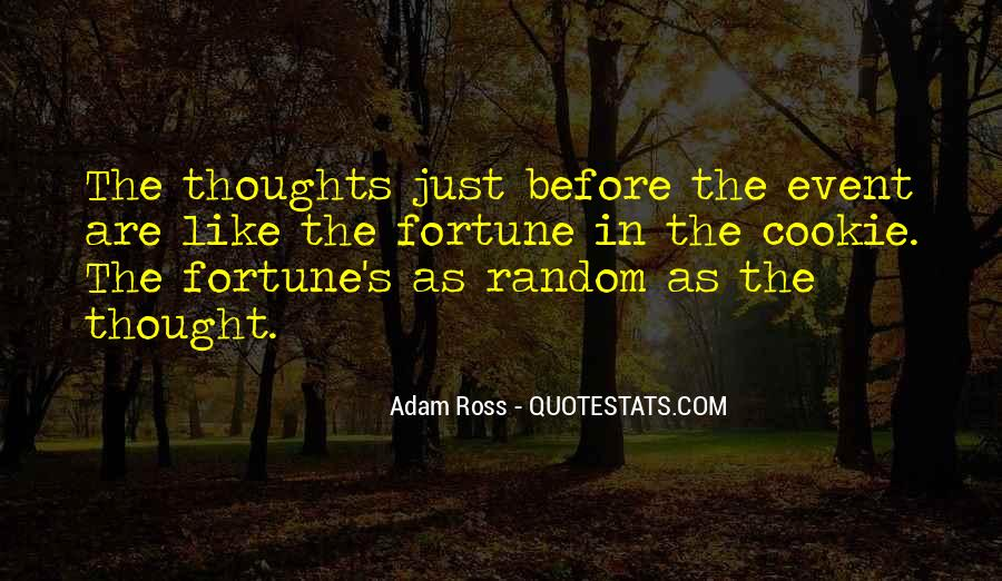 Fortune Cookie Quotes #578108