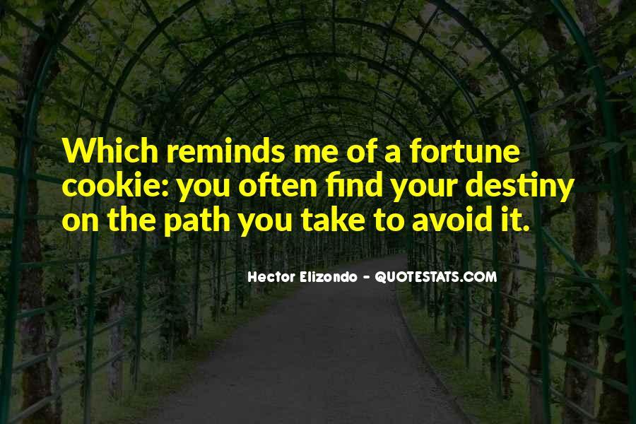 Fortune Cookie Quotes #931066