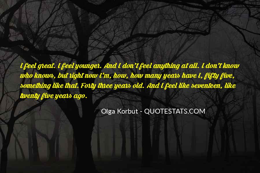 Forty Five Quotes #569384