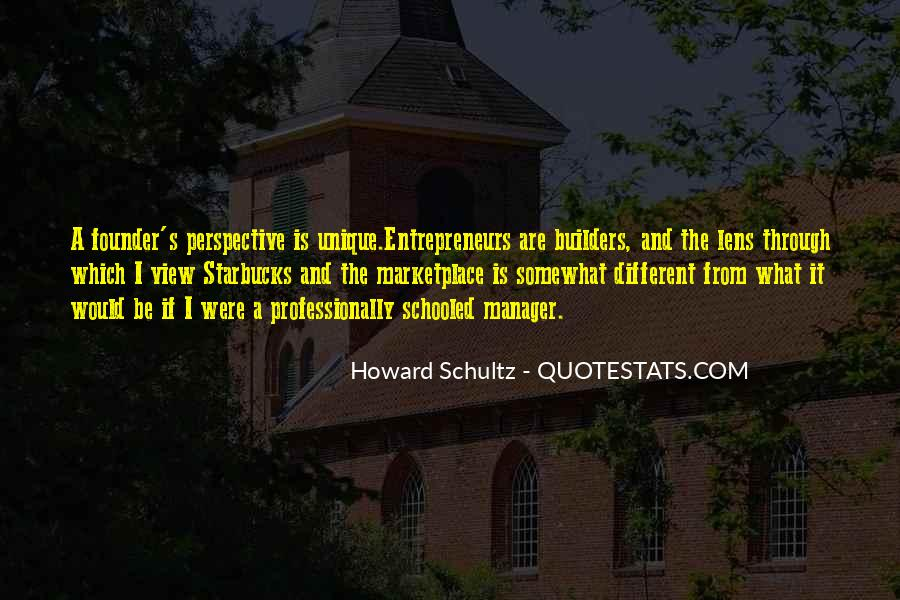 Founder Of Starbucks Quotes #1296068