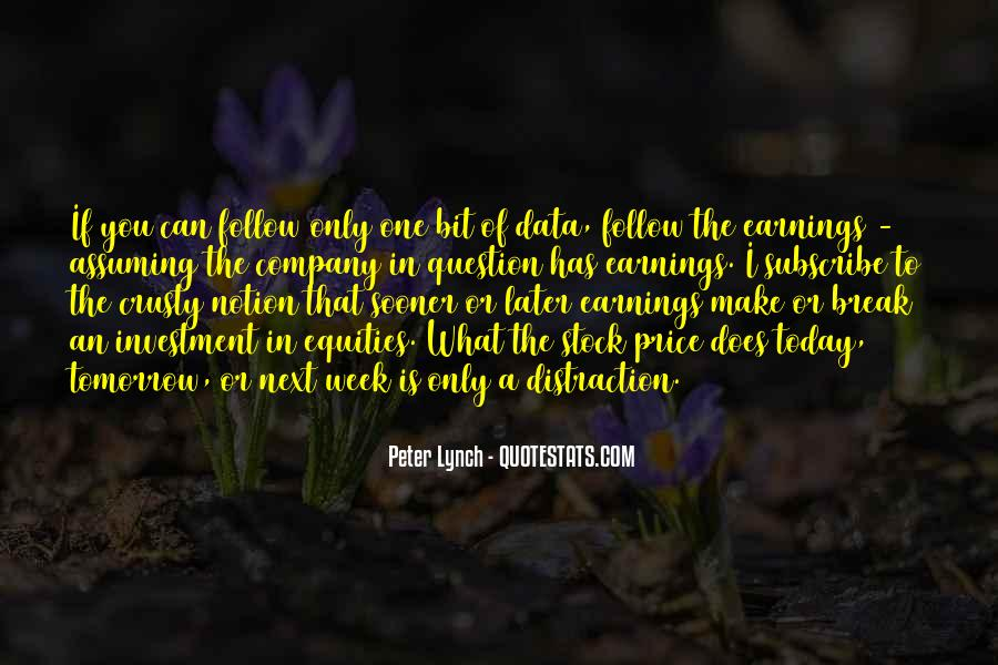 Four Day Week Quotes #10863