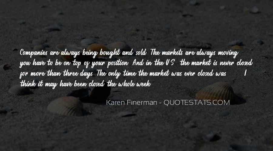 Four Day Week Quotes #20094