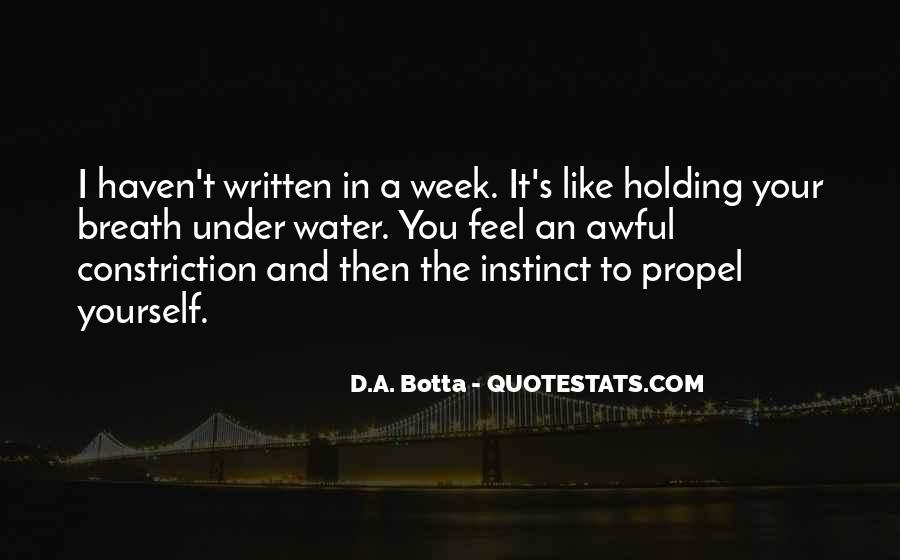 Four Day Week Quotes #21168