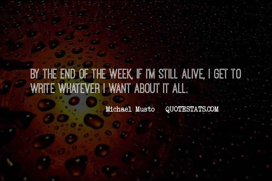 Four Day Week Quotes #26308