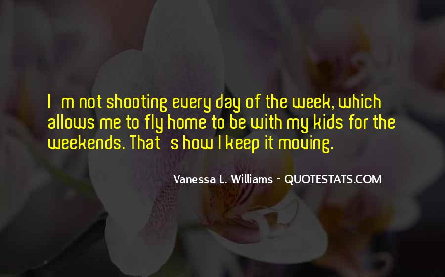 Four Day Week Quotes #31261