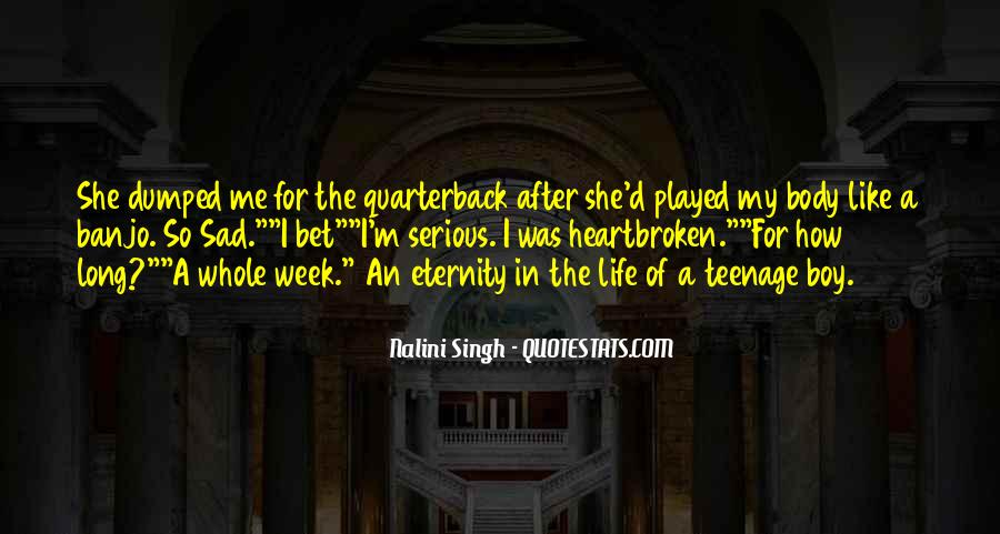 Four Day Week Quotes #7317