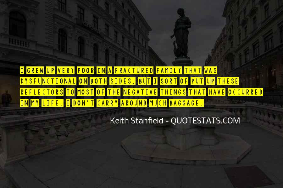 Fractured Family Quotes #17089