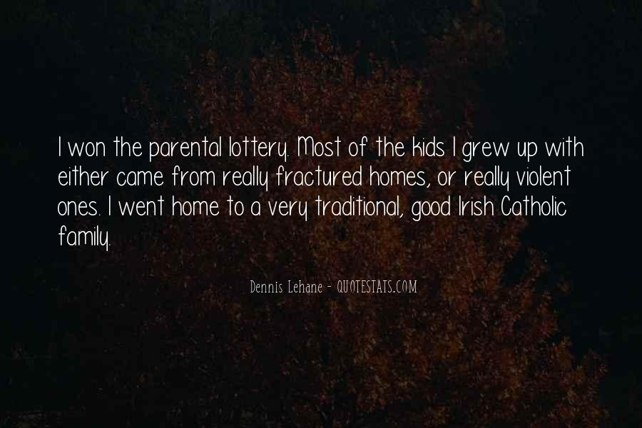 Fractured Family Quotes #574236