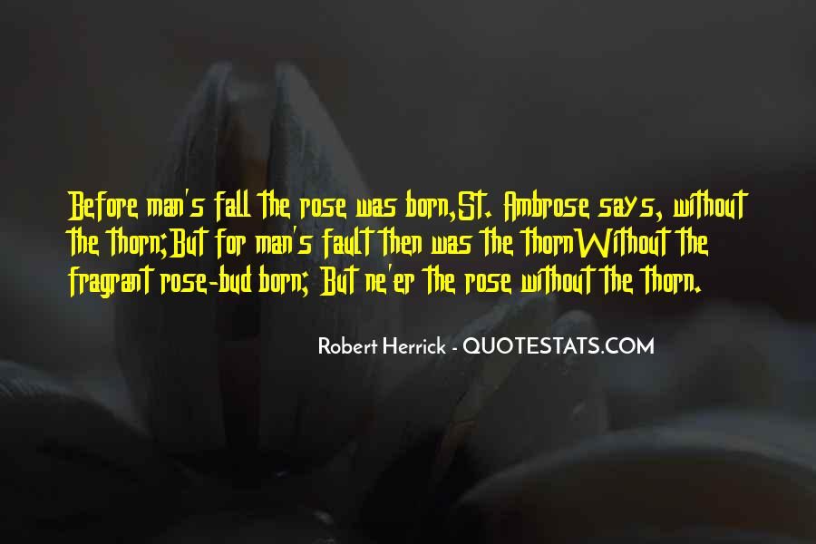 Fragrant Rose Quotes #139757