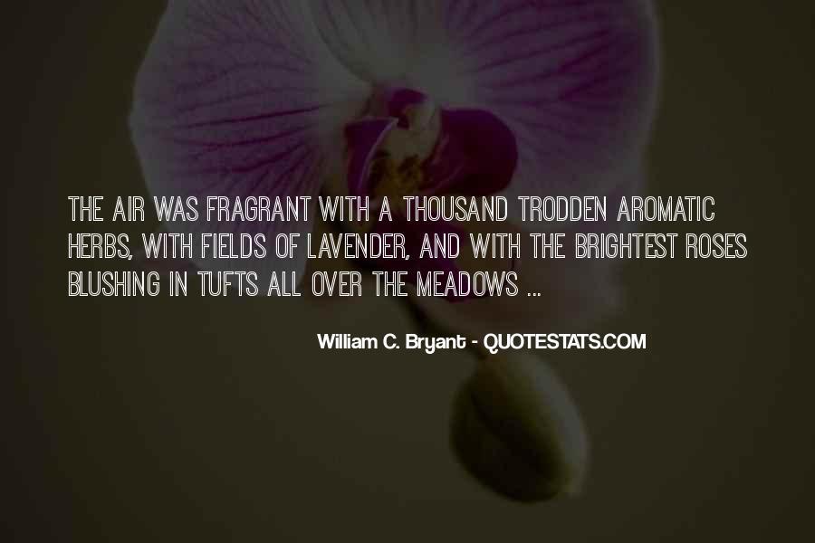 Fragrant Rose Quotes #1585362