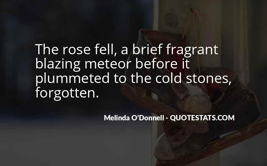 Fragrant Rose Quotes #1649290