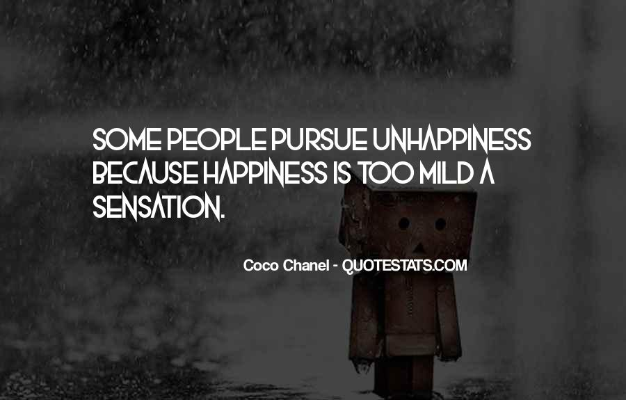 Quotes About Happiness Coco Chanel #1458360