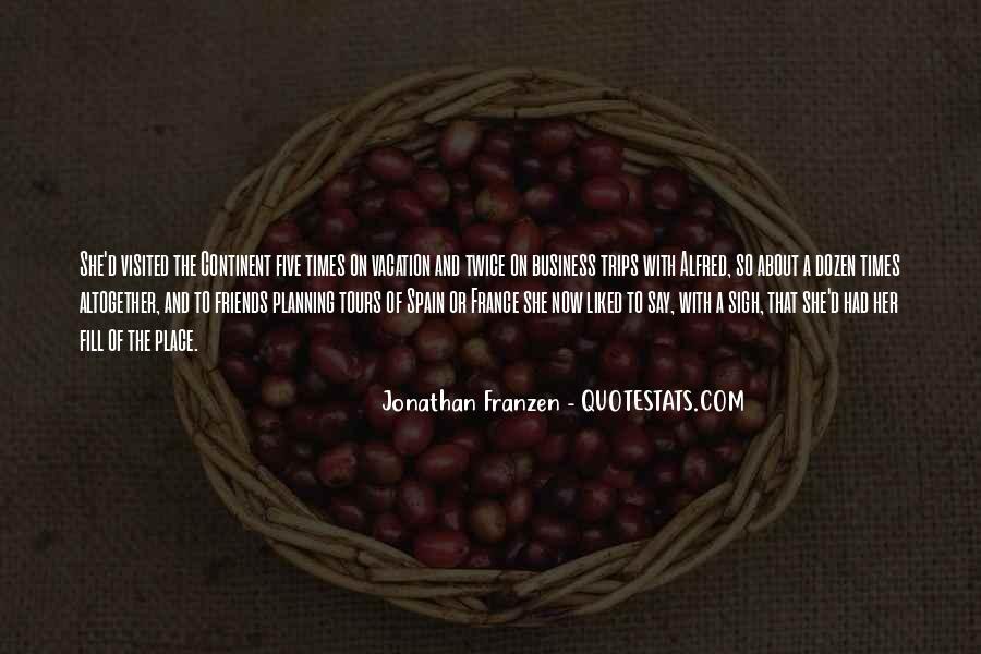 Franzen Quotes #106152