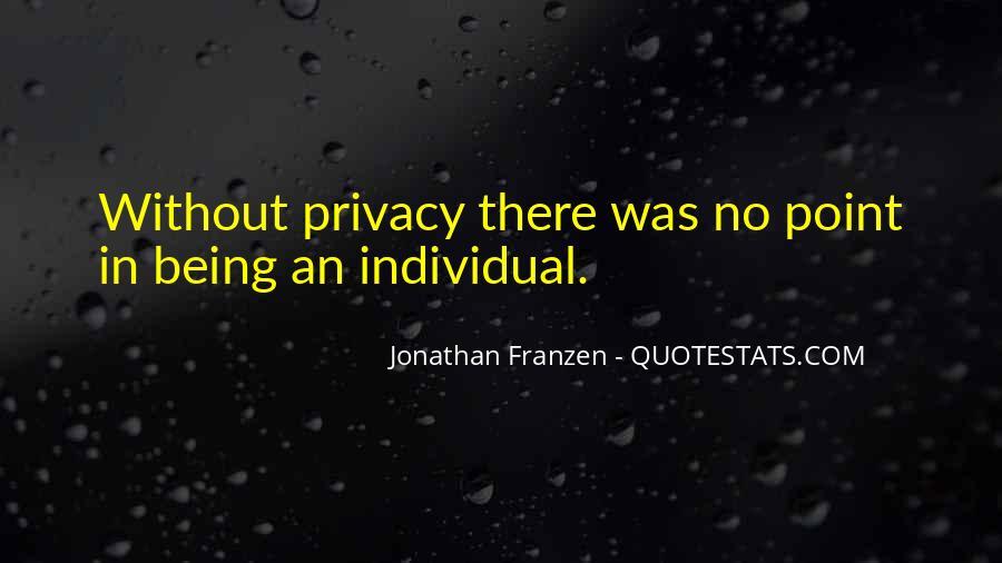 Franzen Quotes #120453