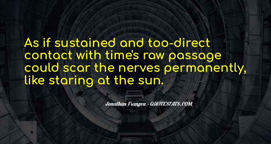 Franzen Quotes #16259