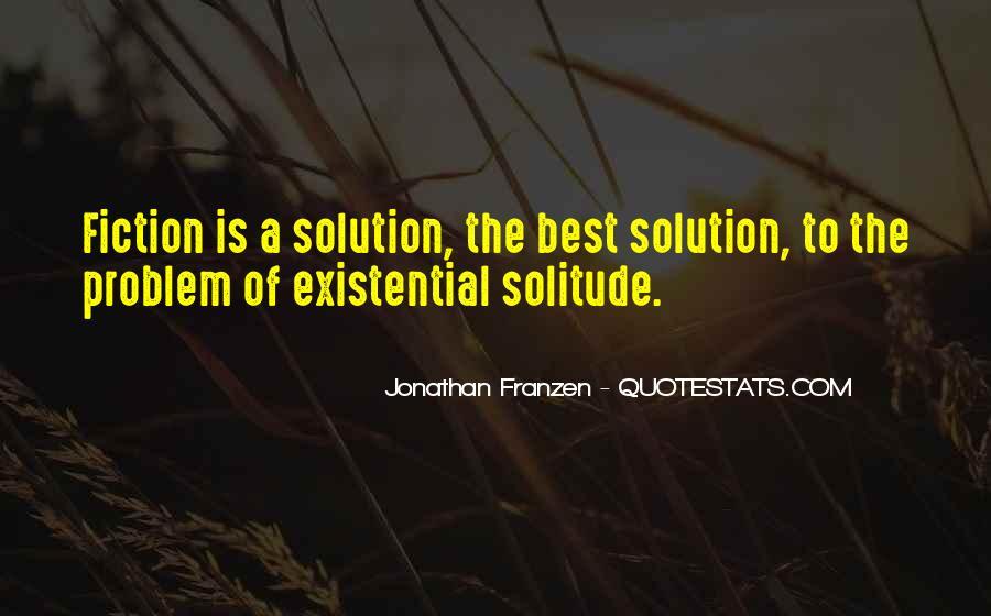 Franzen Quotes #177409
