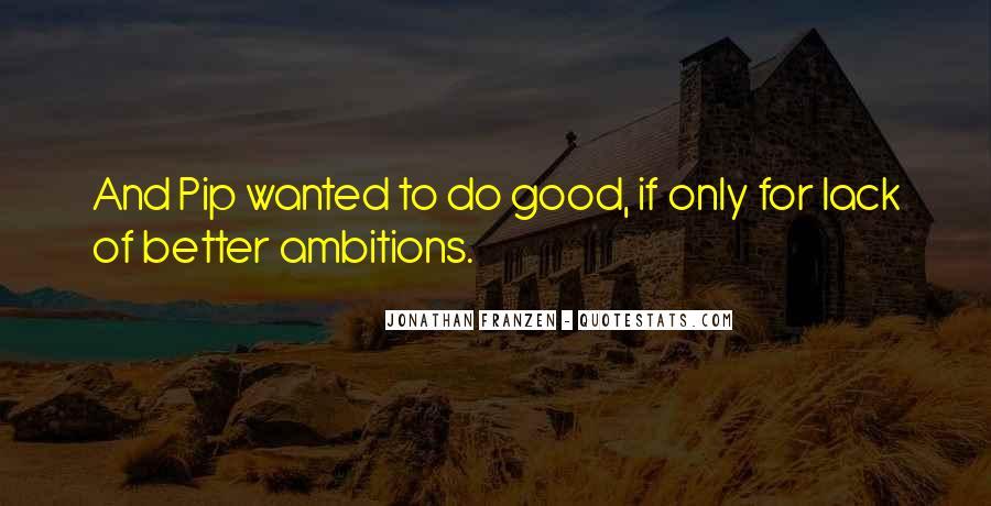 Franzen Quotes #182109