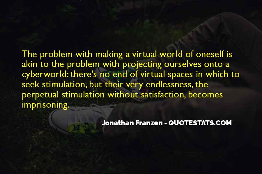 Franzen Quotes #260191