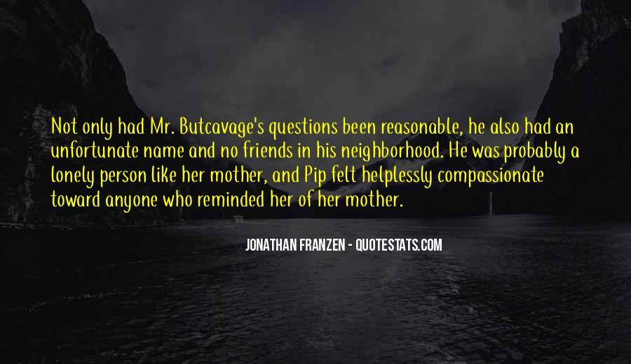 Franzen Quotes #313355