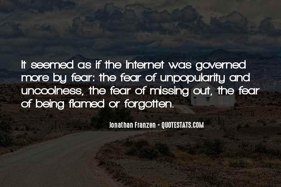 Franzen Quotes #333014