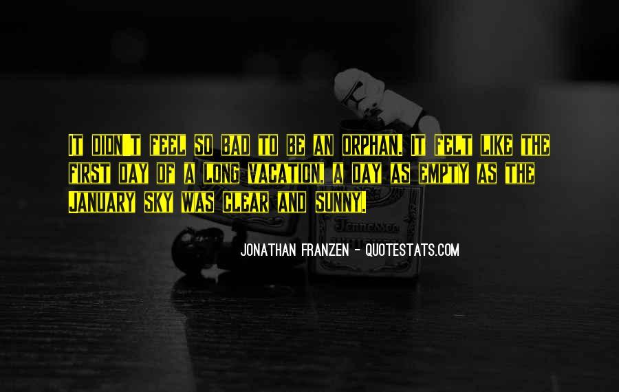 Franzen Quotes #335113