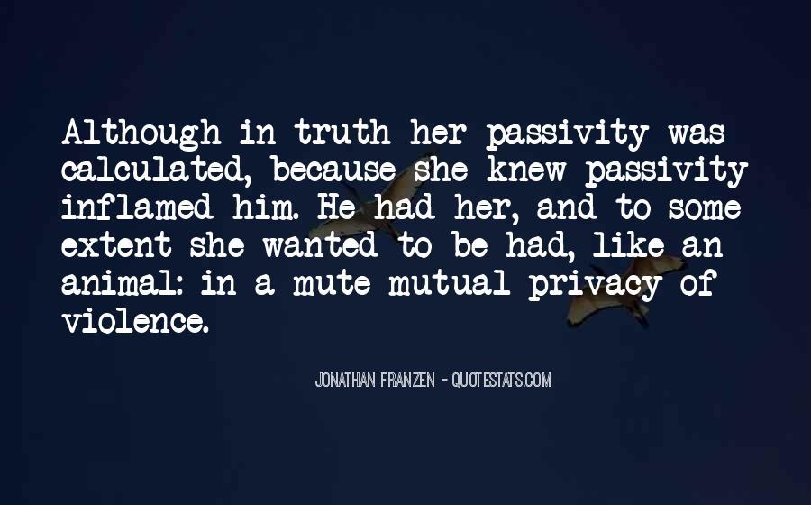 Franzen Quotes #336398