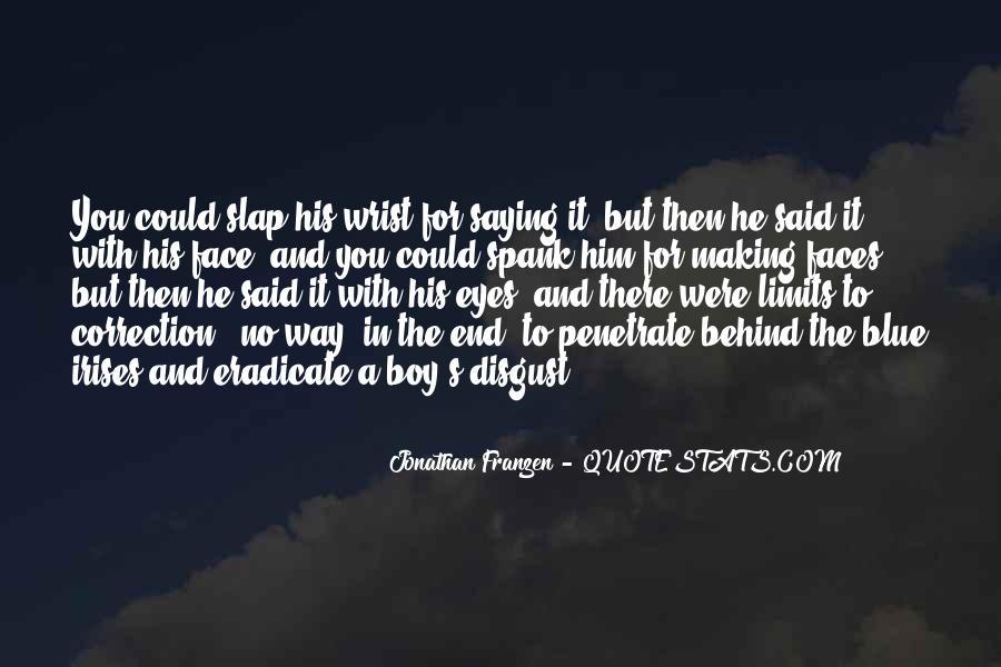 Franzen Quotes #349012