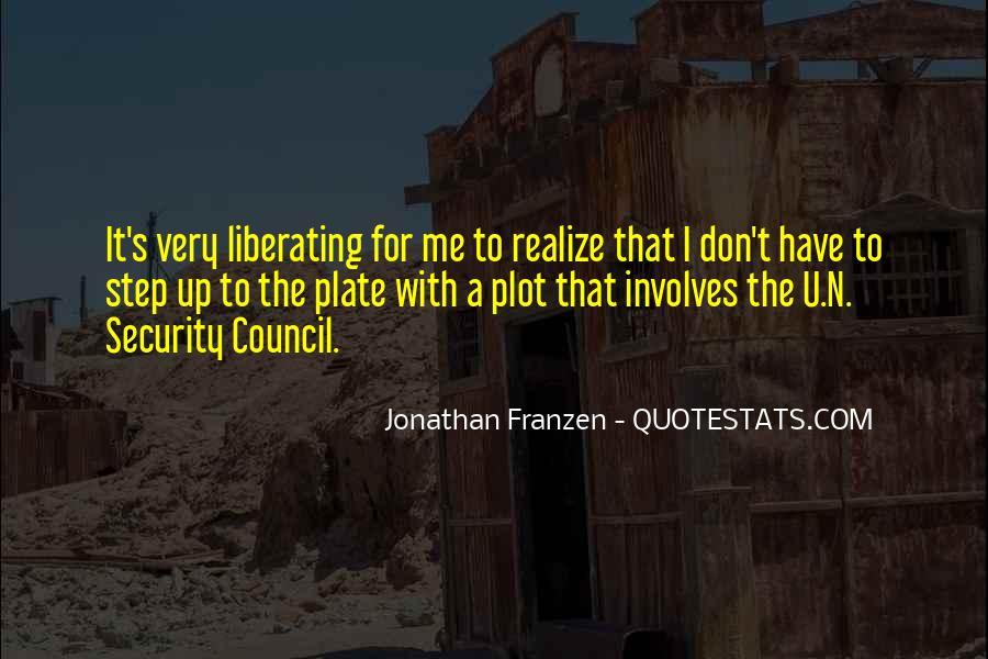Franzen Quotes #364477