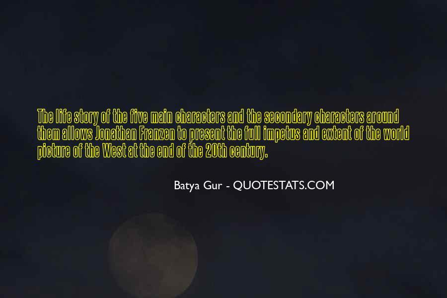 Franzen Quotes #379983
