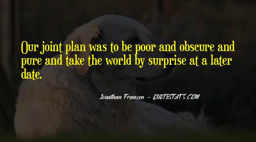Franzen Quotes #395811