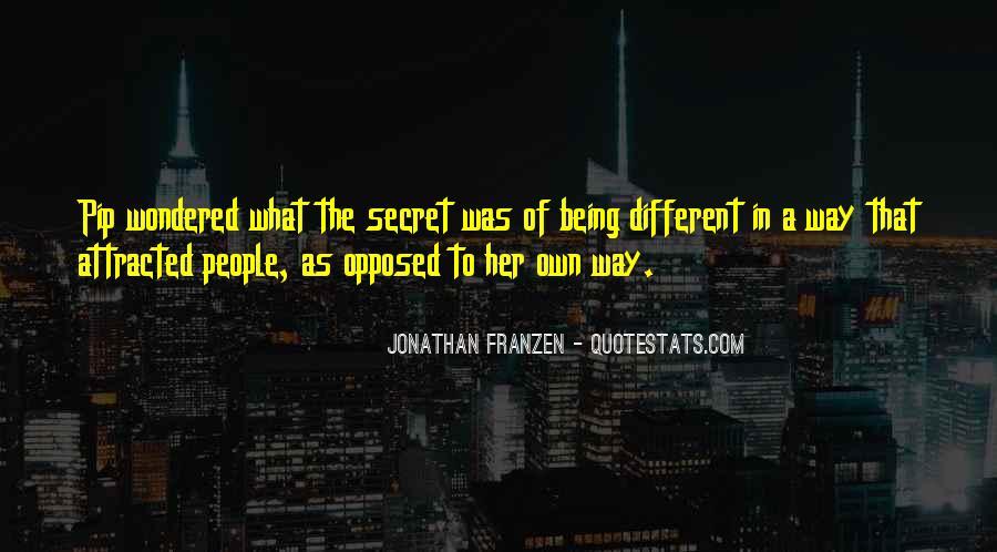 Franzen Quotes #403201