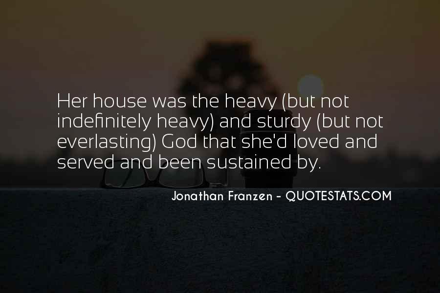 Franzen Quotes #40564