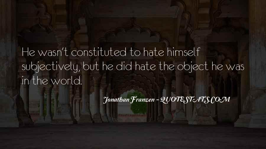 Franzen Quotes #414430