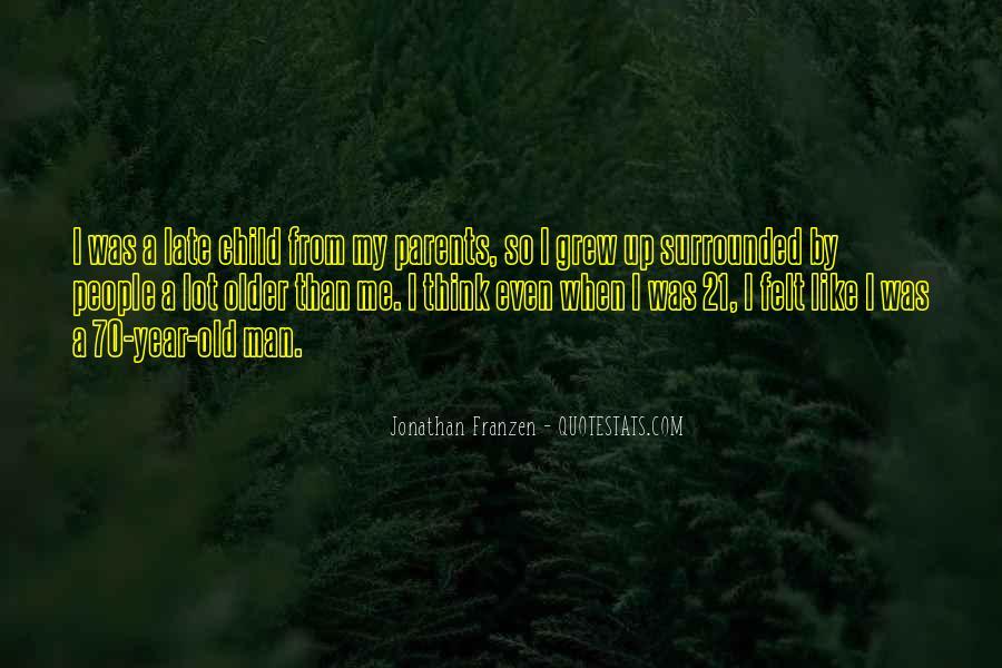 Franzen Quotes #441341