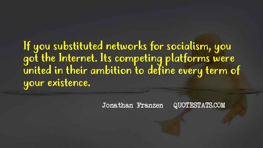 Franzen Quotes #446509