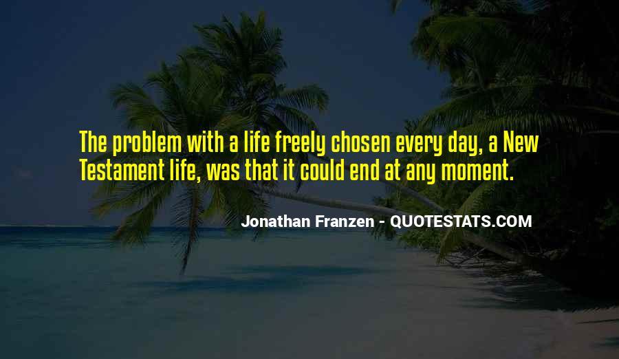 Franzen Quotes #46265