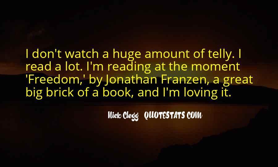 Franzen Quotes #501069