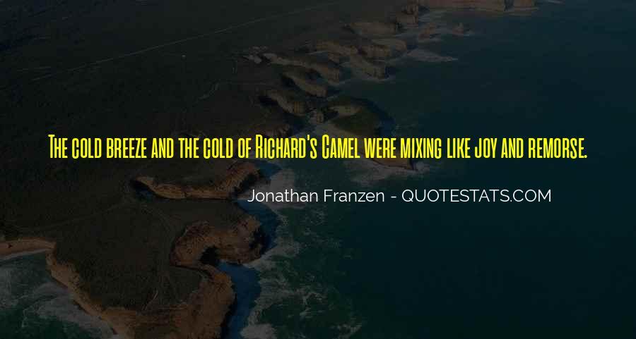 Franzen Quotes #515329