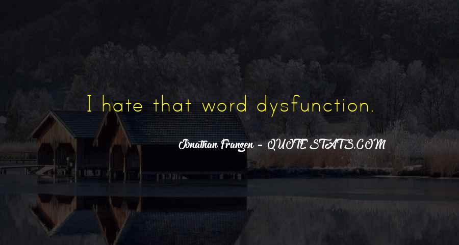 Franzen Quotes #538493