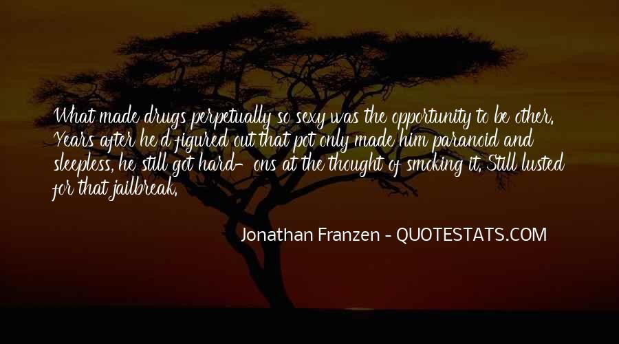 Franzen Quotes #543894