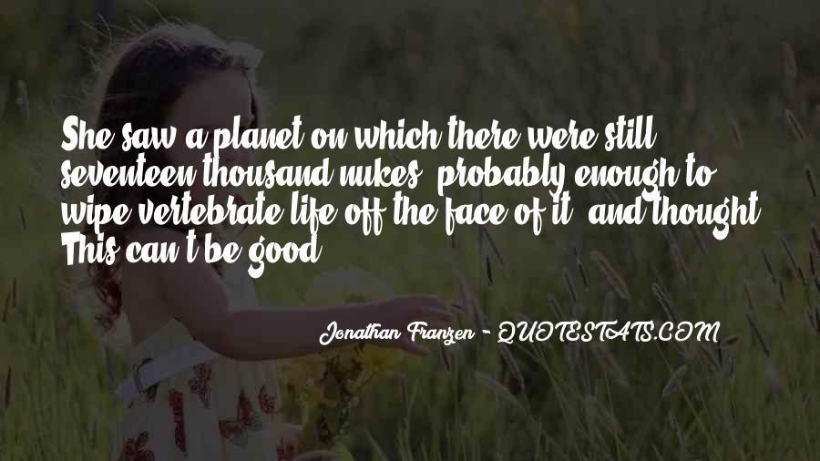 Franzen Quotes #544774