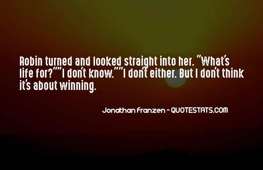 Franzen Quotes #72278