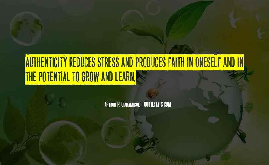 Free From Stress Quotes #285606
