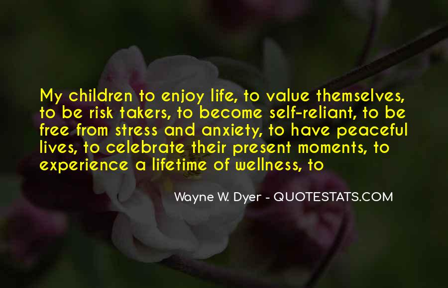 Free From Stress Quotes #795358