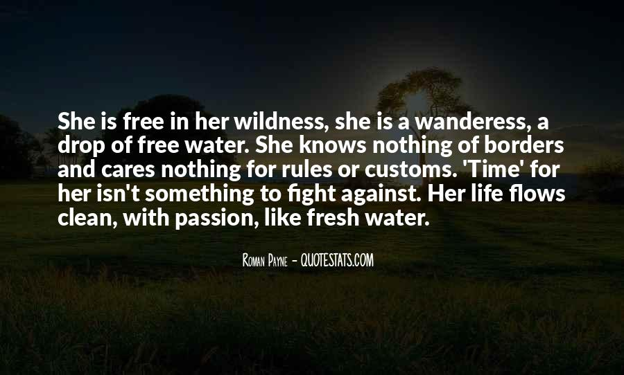 Top 20 Free Like Water Quotes Famous Quotes Sayings About Free
